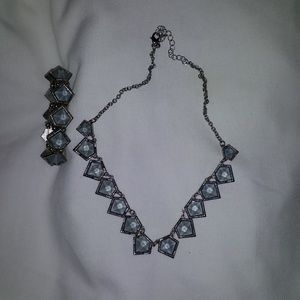unknown Jewelry - Necklace and bracelet set